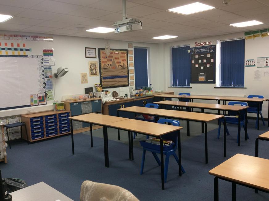 6 Blue Classroom #1