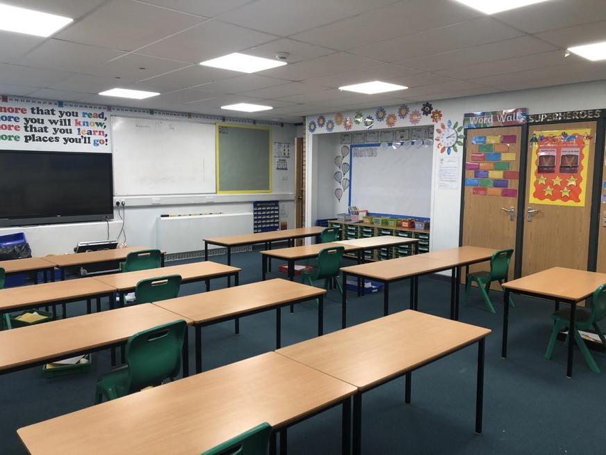 4 Green Classroom #1