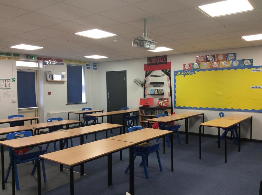 6 Blue Classroom #2