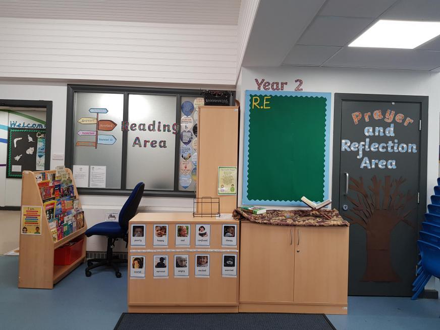 2 Green Classroom #2