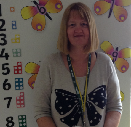 Hi I am Mrs Porter-Early Years Practitioner.