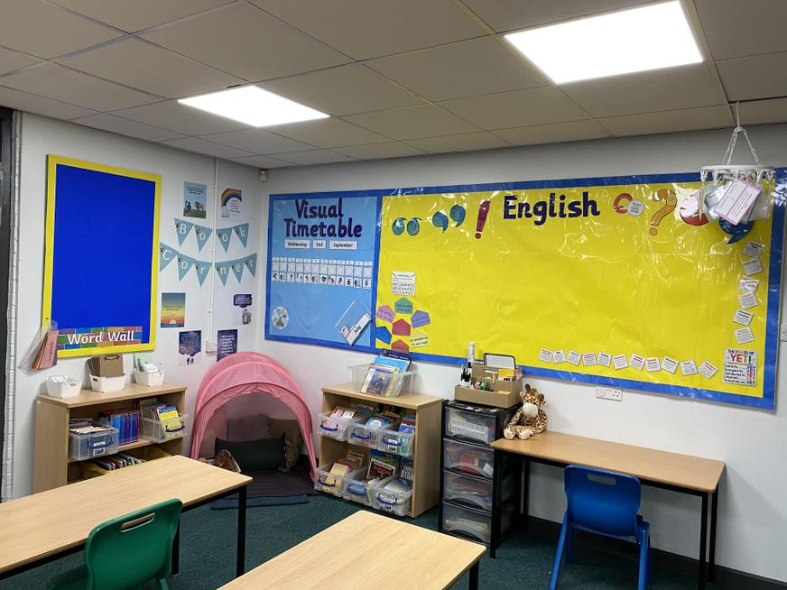 3 Blue Classroom # 2