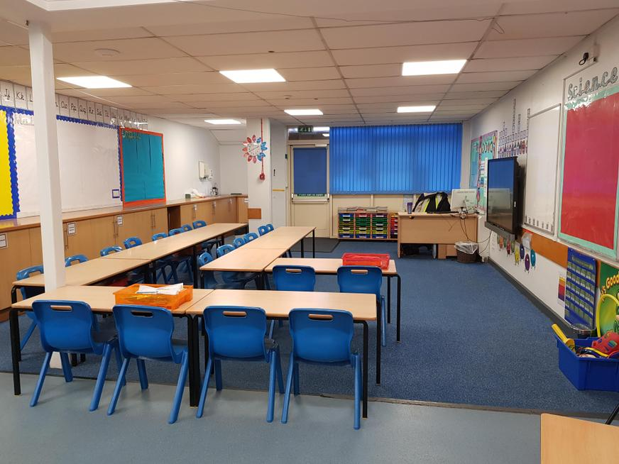 2 Green Classroom #1