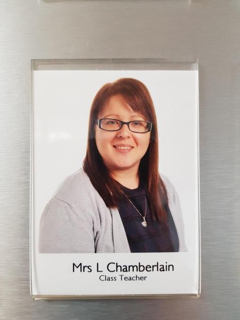 Mrs Chaberlain - Teacher