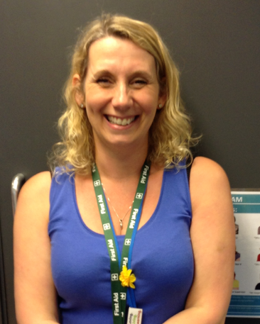 Hi I am Mrs Sherry-Early Years Practitioner.