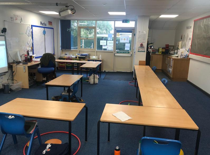 2 Blue Classroom #3