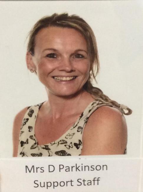Mrs Parkinson Classroom Support