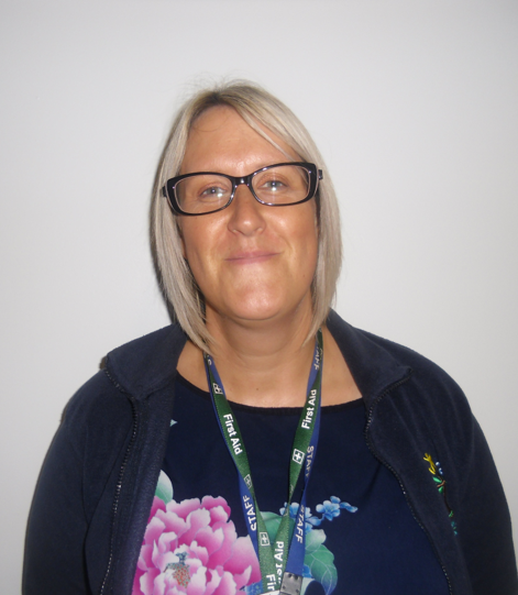 Hello! I am Mrs Sykes, Early Years Practitioner.