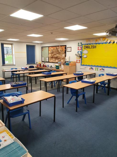 6 Green Classroom #1