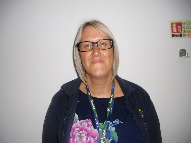 Hi I am Mrs Sykes-Early Years Practitioner.