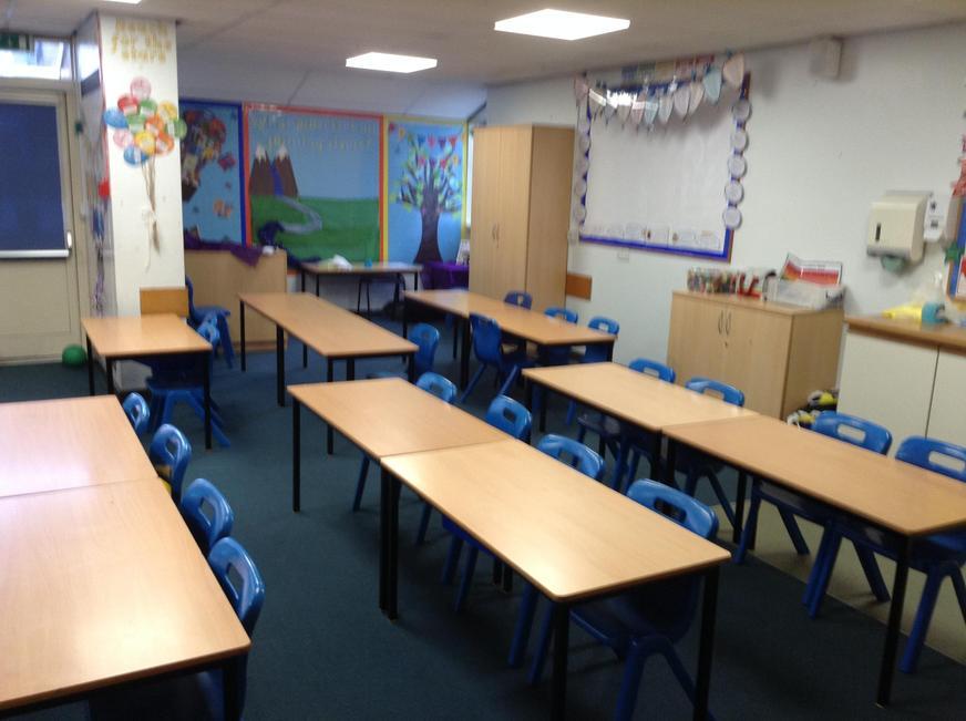 4 Blue Classroom #1