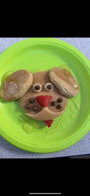 Beth's Breakfast Pancakes