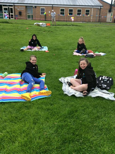 Year 6 leavers picnic 2020