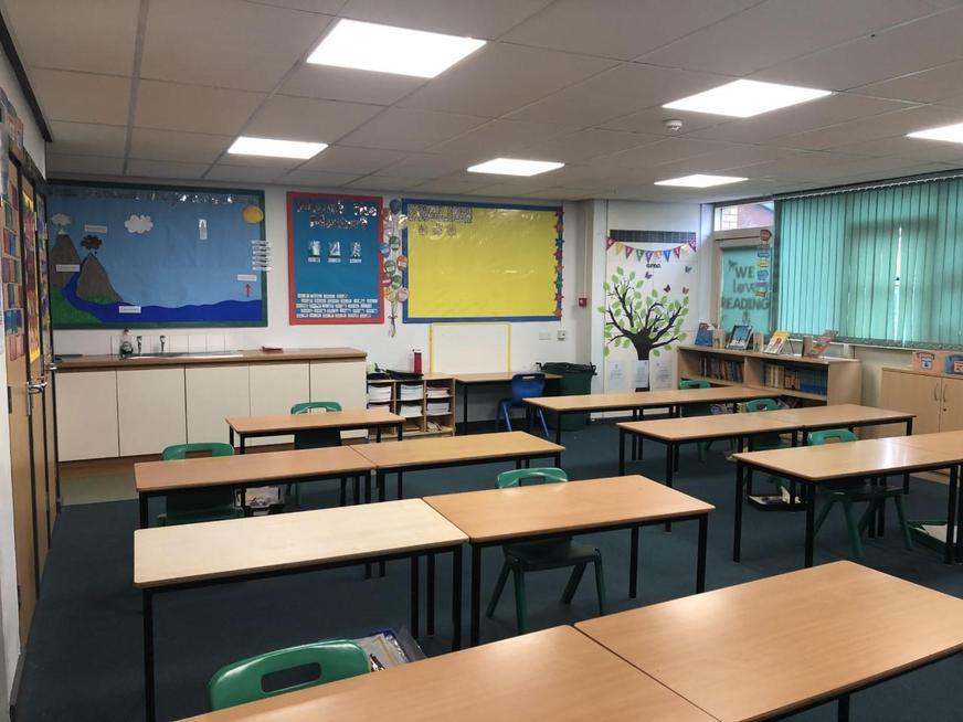 4 Green Classroom #2