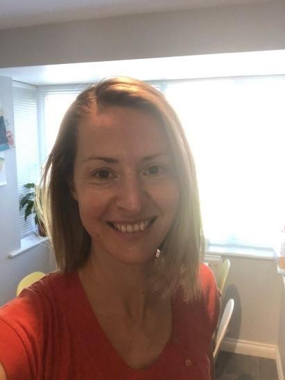 Hi I am Mrs Burgess-Class Teacher