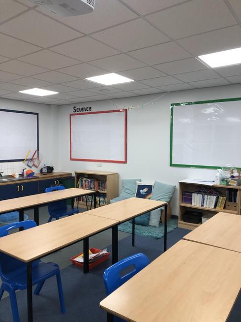 4 Blue Classroom #2