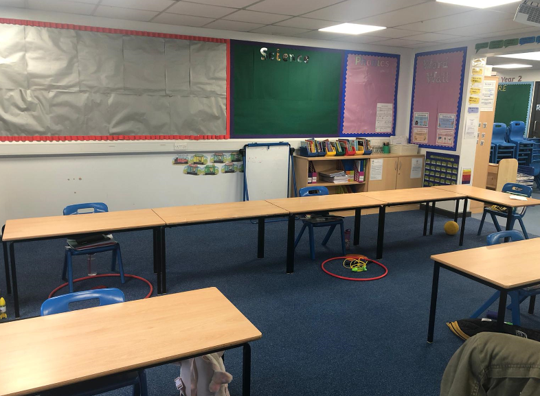 2 Blue Classroom #1