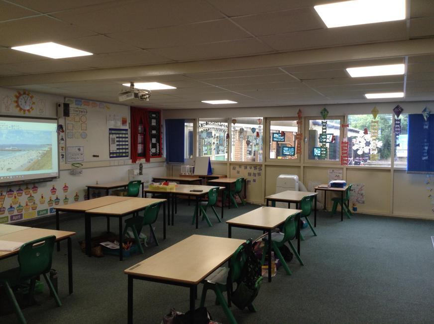 3 Green Classroom #1
