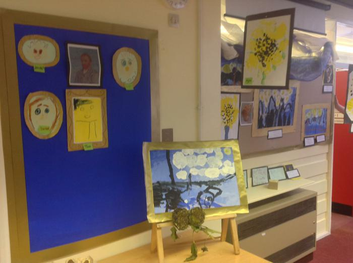 Artist Study - Van Gogh