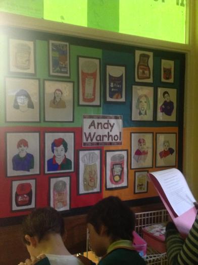 Artist Study - Andy Warhol