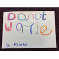 Day #23 Do not worry!