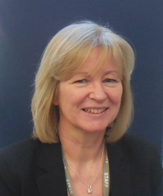 Mrs Jennifer Piper, School Business Manager