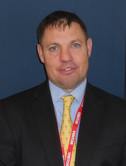 Mr Paul Blake, Deputy Headteacher