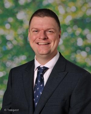 Mr Jon Beck, Headteacher