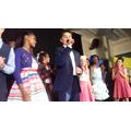 A performance of Hairspray the musical