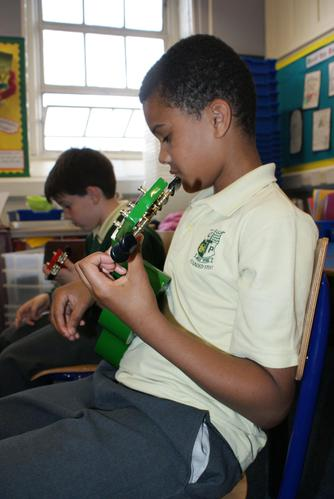 We love the ukelele at CPS!