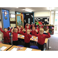 The Monkeys and the Hats - acting out the story