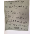 The Monkeys and the Hats story map