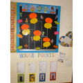 House Points already!