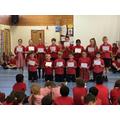 5/6DM bronze certificates