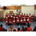 5/6JM bronze certificates