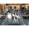 Brilliant gymnastics - Arch