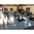 Brilliant gymnastics - The Pike