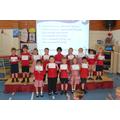Sqirrels bronze and silver certificates