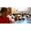 We have a lovely Hall for PE lessons.