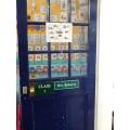 R1 indoor entrance