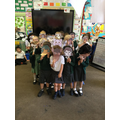 using masks to tell the story
