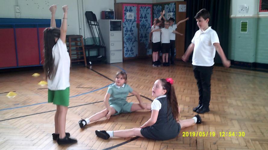Rehearsing the routine