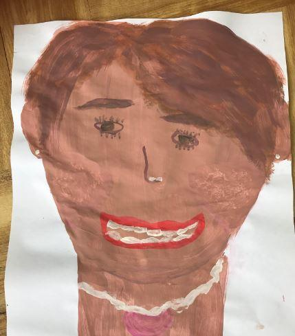 A Portrait by Evelyn 3B