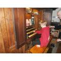 More organ playing.