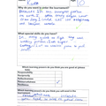 Kaito's application for the tournament by Orlagh
