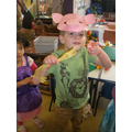 share a story dress up day