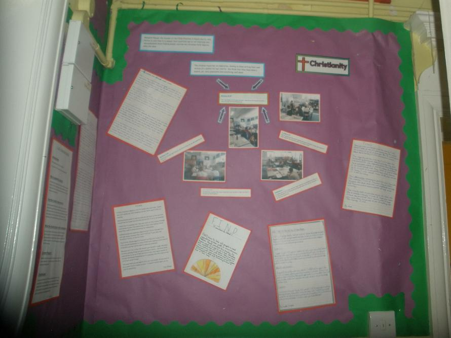 Year 6 responses to meeting Margaret Reynal, FIND