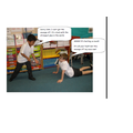 exploring the story using drama