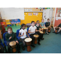call and response drumming