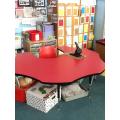 R1 Mrs Roberts' desk